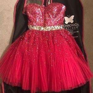 "Beautiful ""Sherri Hill"" party dress!"